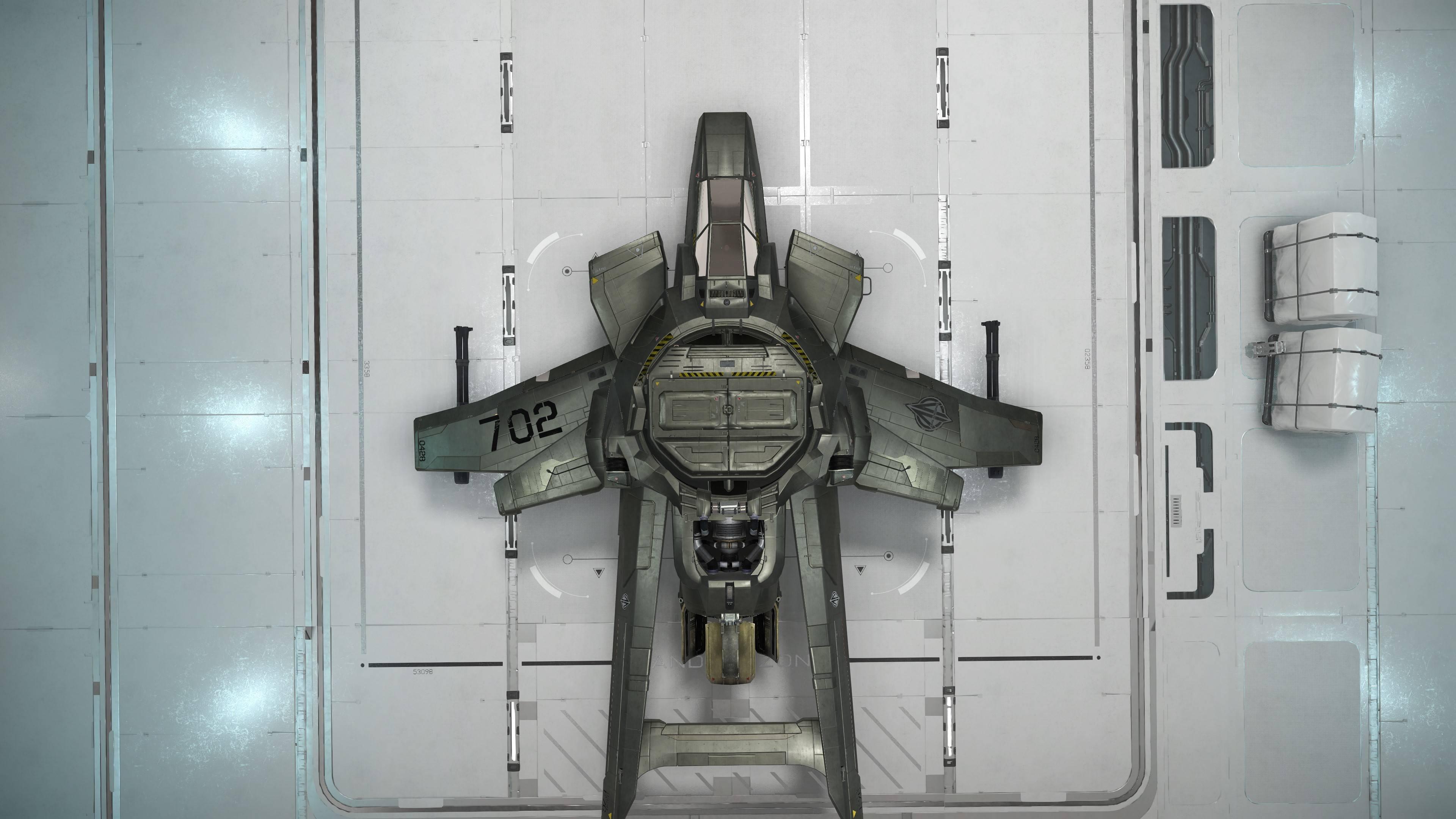 Anvil F7A Hornet